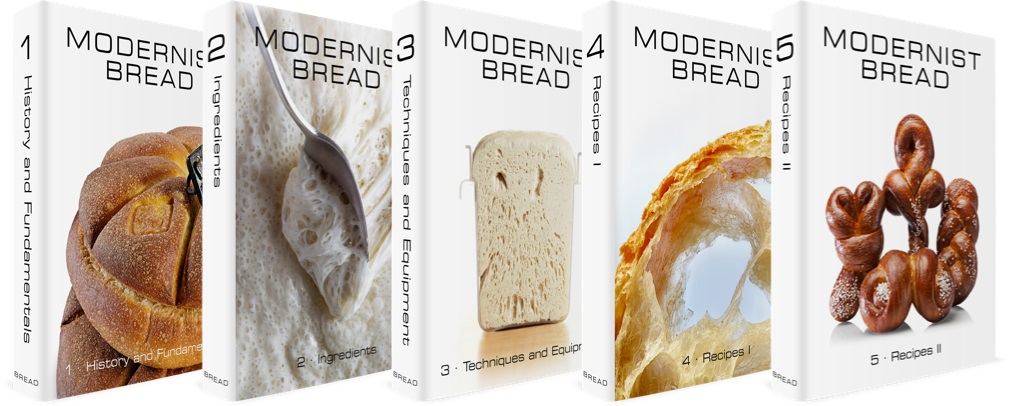 MODERNIST BREAD