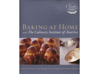 *BAKING AT HOME WITH THE CIA