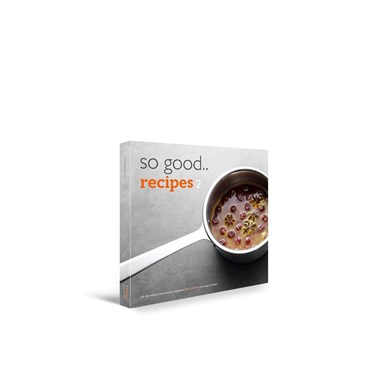 SO GOOD - RECIPES ll