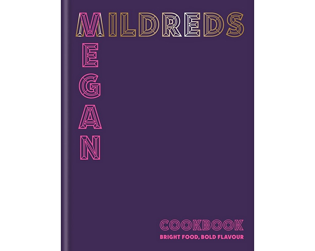 MILDREDS VEGAN COOKBOOK