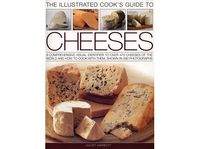 ILLUSTRATED COOKS GUIDE TO CHEESES