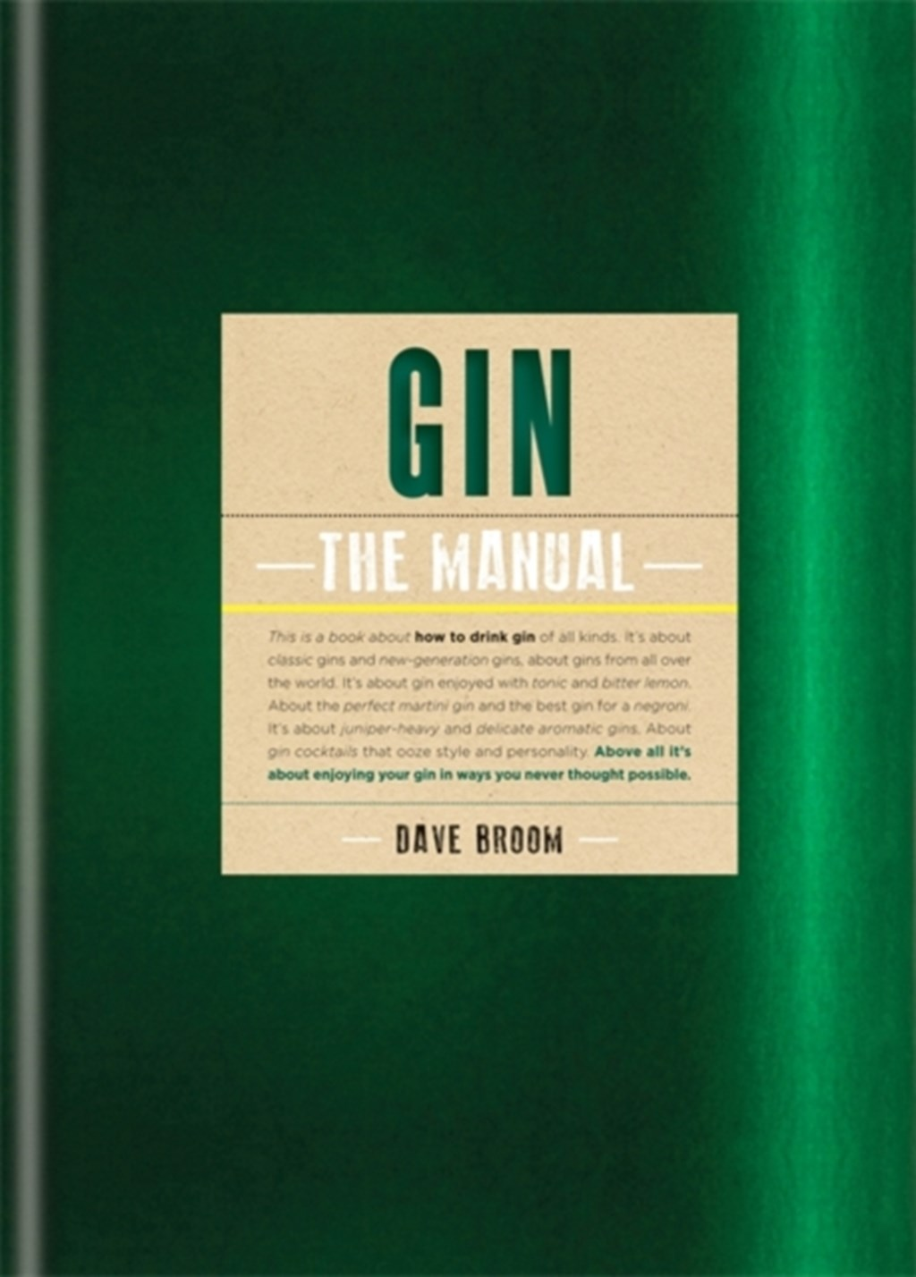 GIN - THE MANUAL